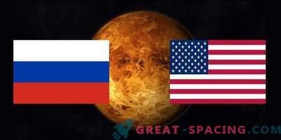 Russland und die Vereinigten Staaten werden bei der Untersuchung der Venus zusammenarbeiten.