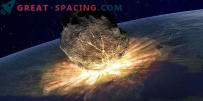 ¿Qué sucede si un meteorito golpea la Tierra