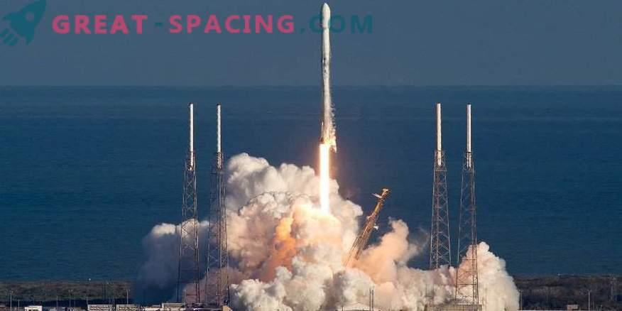SpaceX retrasa el lanzamiento histórico del tercer cohete