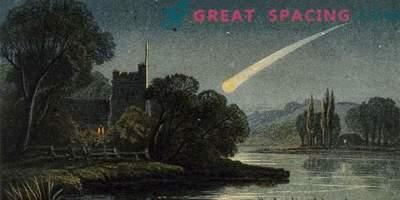 Impresionantes imágenes de cometas que asustaron a la humanidad