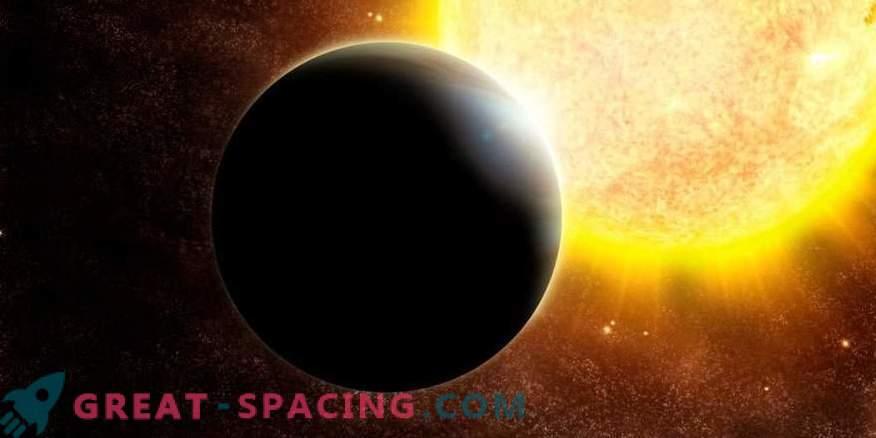 Iz katerih materialov so izdelani planeti?
