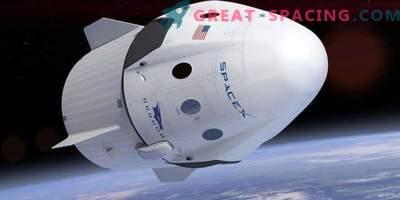 Dragon acoplado exitosamente con ISS.