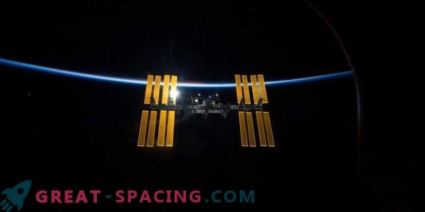 Rusia informa un error de computadora en la ISS