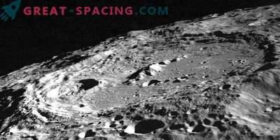 Nueva aplicación de AI para buscar y contar cráteres lunares