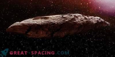 No debe considerar a 1I / Oumuamua como un invitado especial