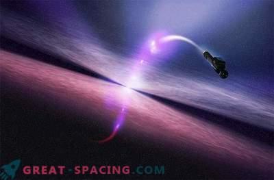 Agujeros de gusano asombrosos: a través del tiempo y el espacio