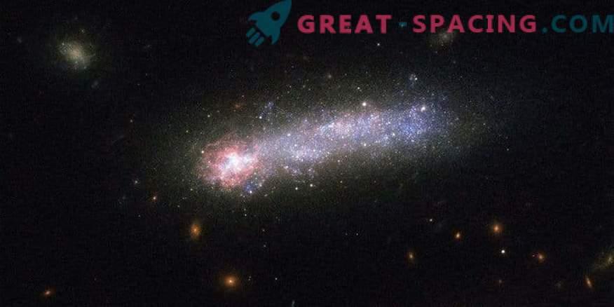 Imagen: Enano Galaxy Kiso 5639