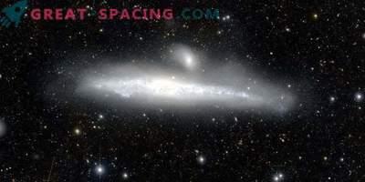 Origen de los halos galácticos