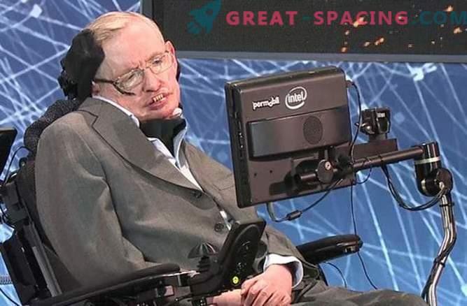 Hawking: probablemente no podremos encontrar rápidamente alienígenas