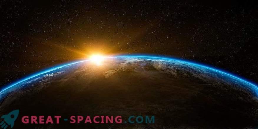 El viento solar amenaza a los satélites