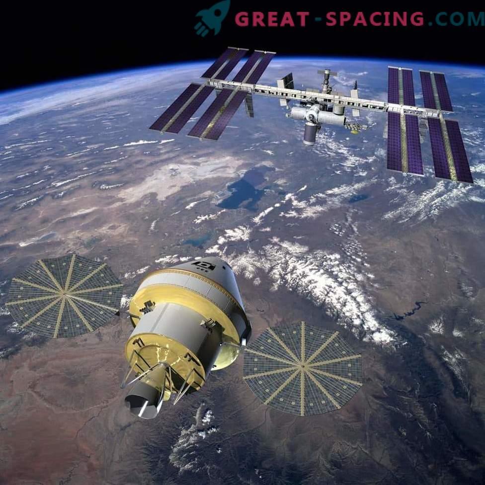 Así es como la NASA planea viajar a Marte