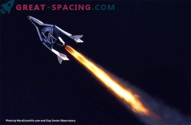 El accidente de la nave espacial SpaceShipTwo: ¿Qué sabemos?