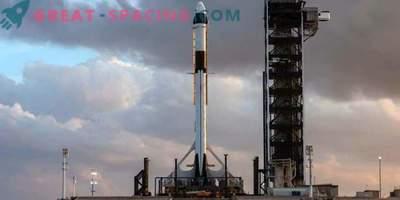 La primera prueba del vuelo de la tripulación de SpaceX se llevará a cabo en febrero