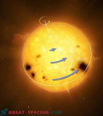 Enigma de la rotación de las estrellas de tipo solar: ¿en qué se diferencian del Sol?