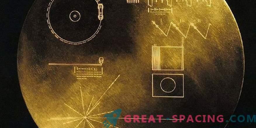 Puedes escuchar las grabaciones enviadas por NASA alien life