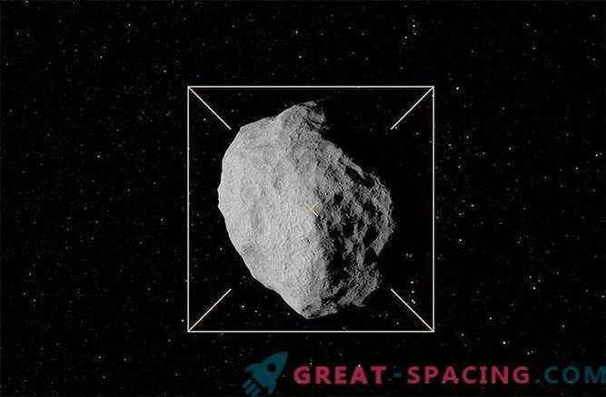 Planeamos derribar un asteroide para ver a qué conduce esto.