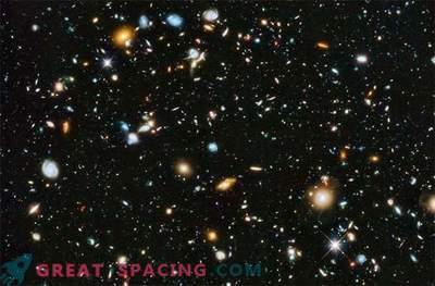 El sucesor del Hubble verá la primera luz del Universo