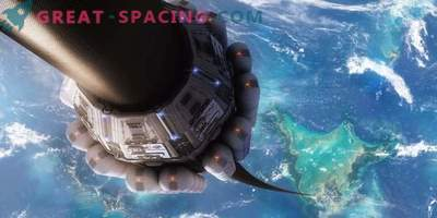 Experiment with the Japanese space elevator will begin next week!