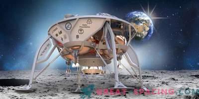 Esta semana comienza la primera misión privada israelí a la luna