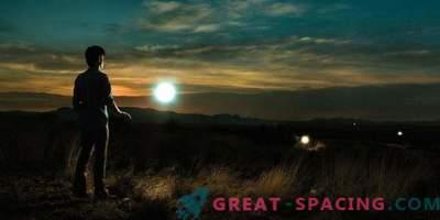 ¿Pueden las luces de Marfa ser señales de la vida extraterrestre? Opinión ufologov