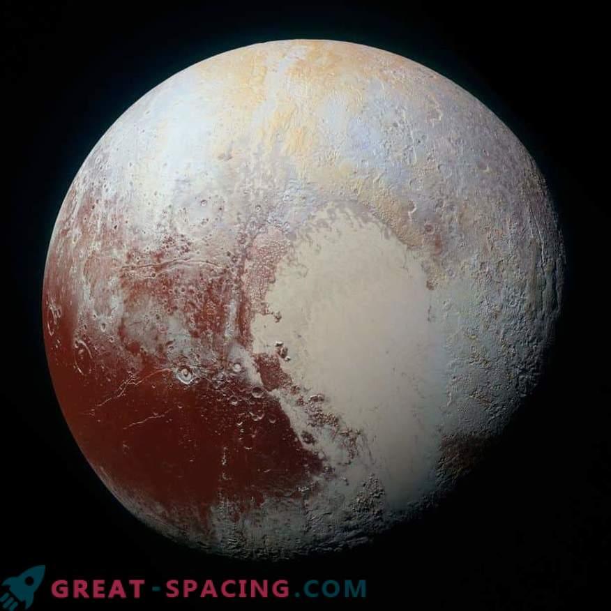Las cenizas del descubridor de Plutón viajan en una nave espacial