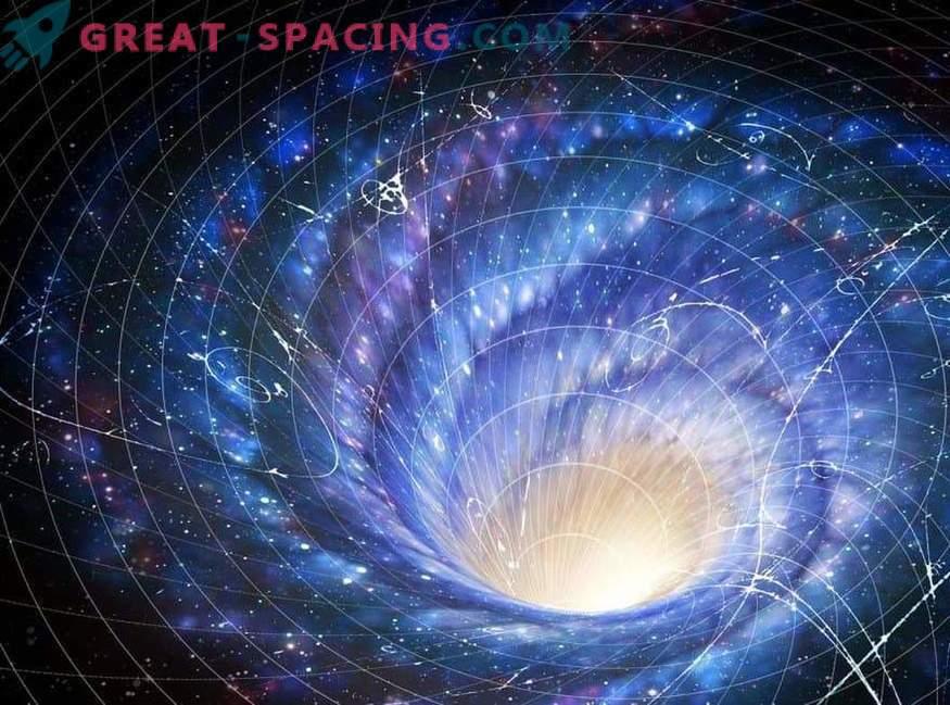 ¿Puedo viajar en el espacio y el tiempo a través de un agujero de gusano