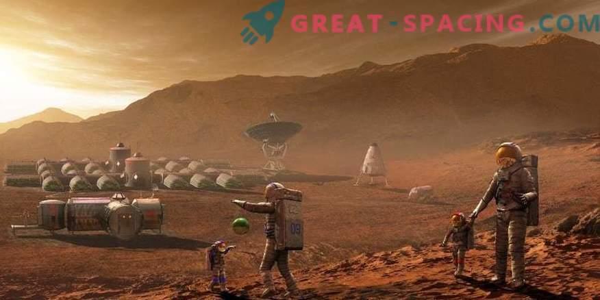Ilon Musk sugiere enviar una colonia de robots a Marte