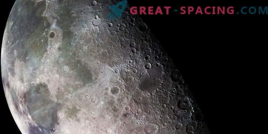 El agua lunar puede ser abundante y aún