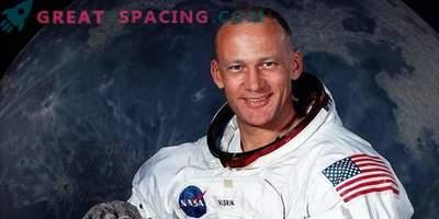 Primera Comunión en la Luna: ¿Cómo fue el ritual de Buzz Aldrin