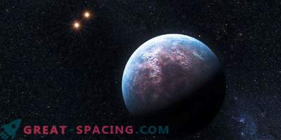 The alien civilization can live on the planet Gliese 667C c