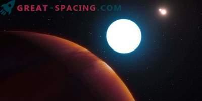 Encontró un sistema masivo con varias estrellas