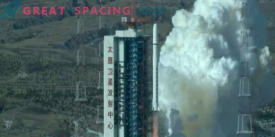 El calendario de lanzamiento de cohetes chinos hizo la competencia de Estados Unidos en 2017