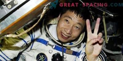 Un astronauta chino habla de un ruido extraño en una nave espacial. Opinión ufologov