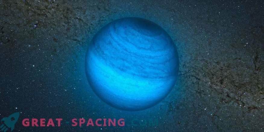 La vida en planetas rebeldes puede desarrollarse sin la luz de una estrella