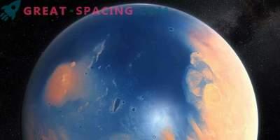 Cuando desapareció la última agua en Marte. Nuevos datos