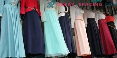 Commercio all'ingrosso di abbigliamento turco