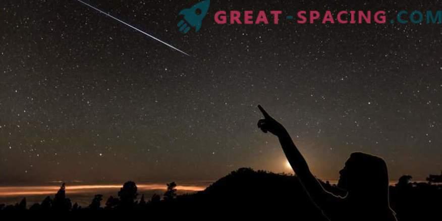 Cómo observar la lluvia de meteoros de Lyrid el 21-22 de abril de 2019