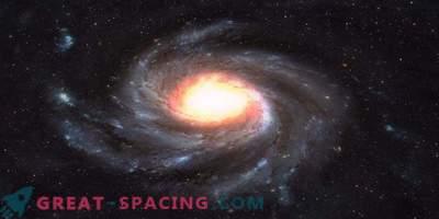 A Via Láctea engoliu a galáxia e criou novas estrelas. Conclusões da Missão Gaia