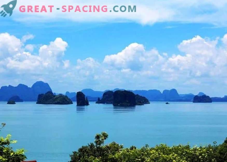 Excursiones de año nuevo a Tailandia: ¿dónde descansar?