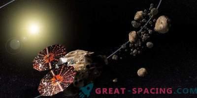 ULA gana el concurso de misiones de asteroides