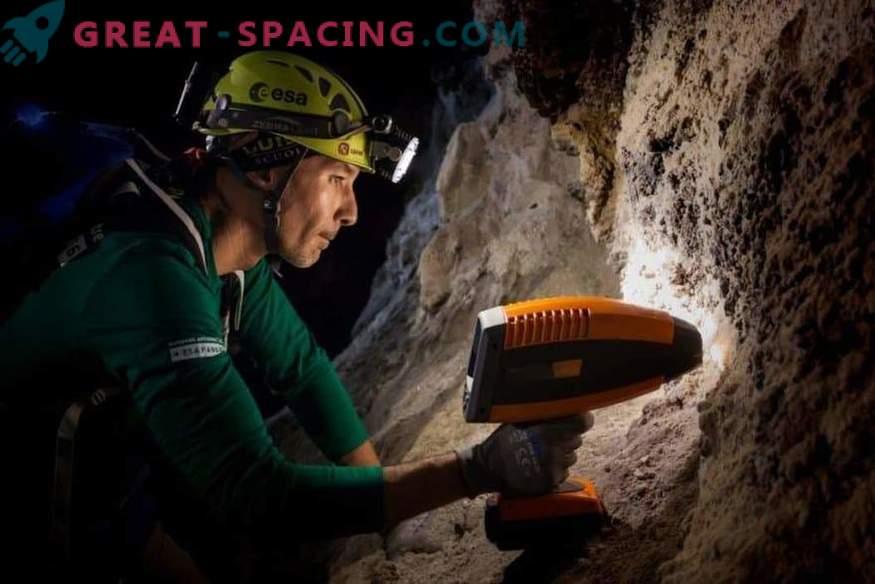 Los futuros colonos podrán vivir en tubos de lava