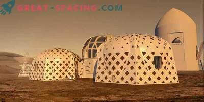 Cómo serán las colonias en Marte. Ofrecemos 3 opciones
