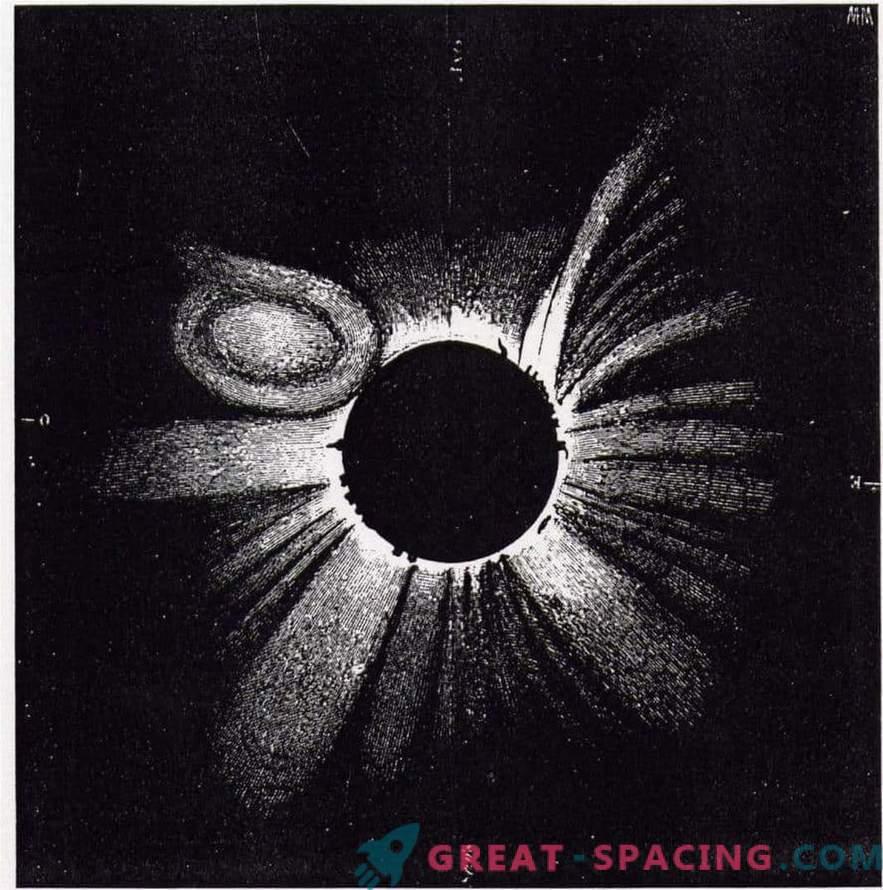 El petroglifo del cañón del Chaco puede mostrar un antiguo eclipse total