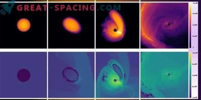 ¡Zombies espaciales! Cómo los agujeros negros animan a las estrellas muertas