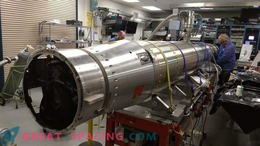 Cohetes de la NASA estudian áreas oscuras en el espacio