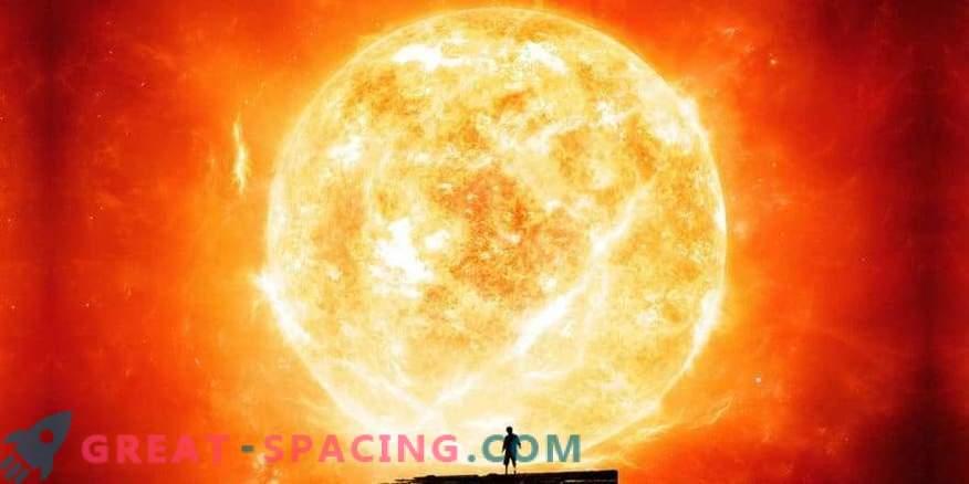 El fotón pasa cientos de miles de años para llegar a la superficie del Sol