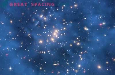 Una partícula de materia oscura puede ser del tamaño de una célula humana