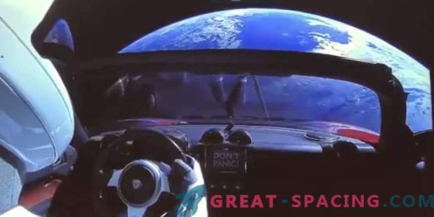 Después de millones de años, Tesla podría colapsar en la Tierra o Venus