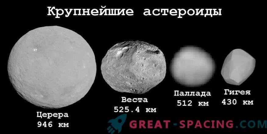 La NASA está preparando una nueva misión para uno de los asteroides más grandes