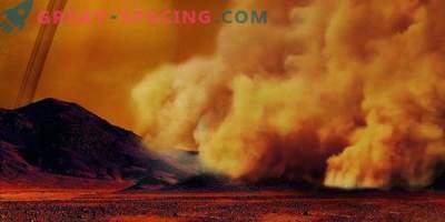 Por primera vez, las tormentas de polvo se registran en Titán